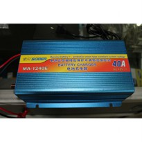 PROMO Charger ACCU Merk SUOER 40 Ampere ( Automatis )