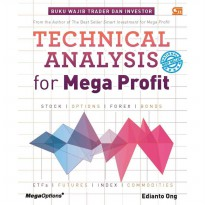 Technical Analysis For Mega Profit Hardcover - Edianto Ong