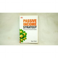 Buku Passive Income Strategy. Ryan Filbert