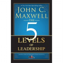 Buku 5 Levels of Leadership HC. John C Maxwell