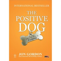 Buku The Positive Dog. Jon Gordon