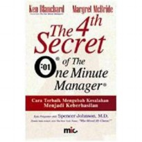Buku 4th Secret of One Minute Manager