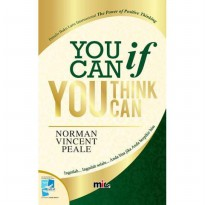 Buku You Can If You Think Can. Norman Vincent Peale