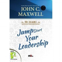 Buku Jump Start Your Leadership. John C. Maxwell