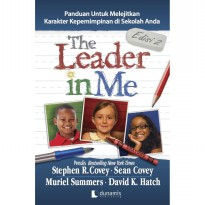 Buku The Leader in Me  2nd Edition. Stephen R. Covey, Sean Covey