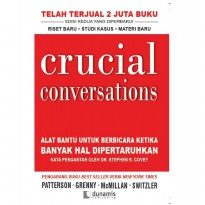 Buku Crucial Conversations. Kerry Peterson, Joseph Greeny