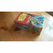 Novel Cerita Anak Malory Towers Fullset 1-6 . Enid Blyton