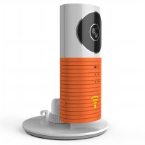 Clever Dog Smart Wireless Security Camera - Orange