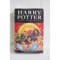 Harry Potter #7 Hardcover English Harry Potter and the Deathly Hallows