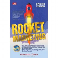 Buku Rocket Marketing. Yeheskiel Zebua