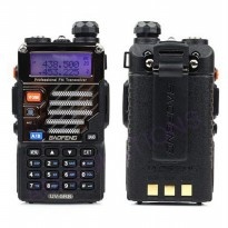 [Limited] HT / Baofeng Walkie Talkie Two Way Radio 5W 128CH UHF+VHF - BF-UV5RB