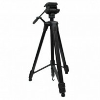 [Gold Product] Weifeng Portable Lightweight Tripod Video & Camera - WF-3970 - Black