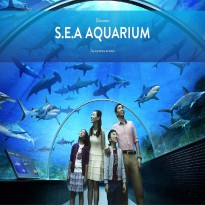 Tiket SEA AQUARIUM SINGAPORE Child
