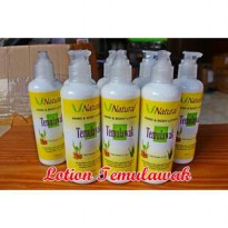 Hand & Body Lotion Temulawak V Natural