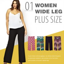 Big Size New Collection Ladies Cullots/Long Cullots/Abstract Cullots/Ladies Pants