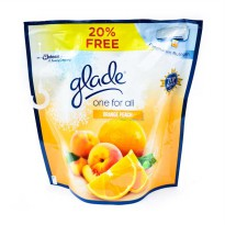 GLADE Orange Peach 70 gram x 3 pcs