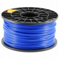(Terbatas) Isi 3D Printer / PLA 3.0mm Transparent 3D Printer Filaments