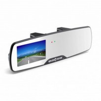 [Terbatas] Rear View Mirror Digital Video Car Recorder HD 1080P G-sensor - 701A