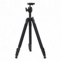 S.A.L.E Weifeng Portable Lightweight Tripod Video & Camera - WT-6662A - Silver