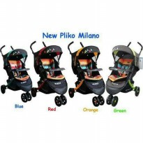 (Star Product) Stroler Pliko Milano