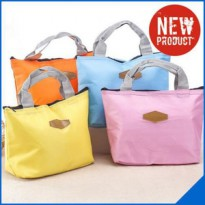 2ndseries iconic insulated lunch bag warna warni tas bekal tahan panas