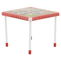 Mickey Mouse Table Kids Red 55CM