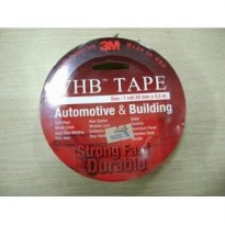 3M VHB Tape (Double Tape- 12mm x 4,5 m)