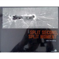 Buku Fotografi : Split Second, Split Moment (Julian Sihombing, Baru, segel, Hard Cover)