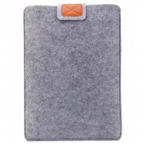 Soft Sleeve Case for Laptop 13 Inch - Gray