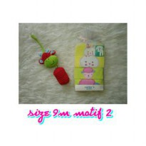 Piyama Carter 2in1 Panjang Girl 9m 2