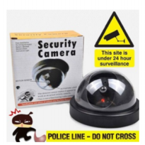Fake cctv camera security / kamera cctv palsu - hhm130