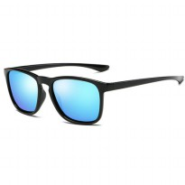 Kacamata Pria Sunglasses Polarized Anti UV - Blue