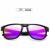 KDEAM Kacamata D Shape Sunglasses Polarized - KD6790 - Purple