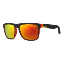 KDEAM Kacamata Sunglasses Polarized - KD156 (backup) - Black/Orange