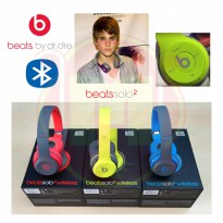 Headphone Bluetooth Beats Solo Dr.Dre High Quality (Bergaransi)|Headset Bluetooth Solo Beats dr. dre