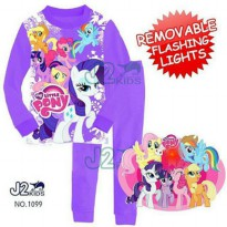 J2 lighting pajamas 1099 Lil ponny parity(Small cutting)