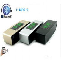 SPEAKER MINI BLUETOOTH JY-16 NFC APP CONTROL LED DISPLAY BLUETOOTH