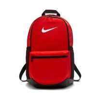 Tas Ransel Olahraga Nike Brasilia Medium Adult's Backpack- Red BA5329657