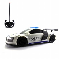 Mainan Remote Control Sports Police Car Series