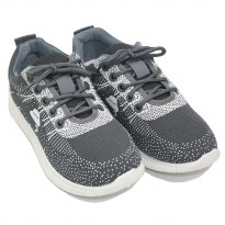 Dr. Kevin Boys Sneakers 489-008 (Junior 32-36) - Grey