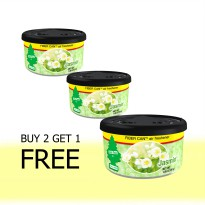 Buy 2 Get 1 FREE Little Trees Fiber Can Jasmin