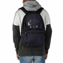 Tas Ransel Olahraga Nike Air Adult's Unisex Backpack- Black BA5777010