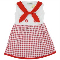 Dress Bayi Ozuka Kancing - BRB548 / 549