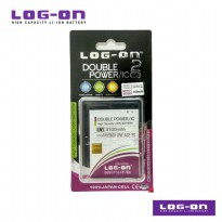 LOG-ON Battery For Mito A33 / Fantasy One - 5 inch - DoublePower & IC - Garansi 3 Bulan