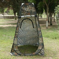Tenda Toilet Portable Automatic Open - Camouflage