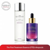 Missha The First Treatment Essence Free Night Repair Ampoule
