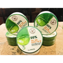 (ORIGINAL) The SAEM Jeju Fresh Aloe Vera Soothing Gel 99%