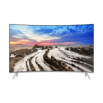 Samsung 65 Inch Premium UHD 4K Curved Smart LED Digital TV UA65MU8000 / 65MU8000 - Jabodetabek
