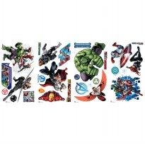 The Avengers Assemble Wall Decals