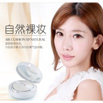 Bioaqua Brightening Liquid BB Air Cushion Makeup 15g - White